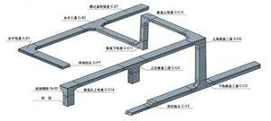 展卖电缆桥架配件