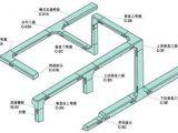 多种类电缆桥架配件